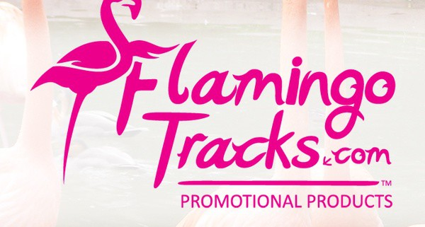 Logo-Flamingo-Tracks-Promotional-Products