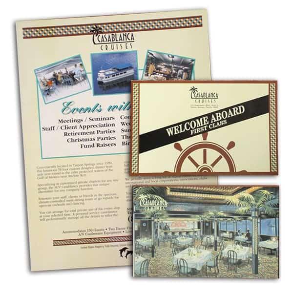 Brochure-Casablanca Cruises