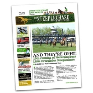 Newsletter-The-Steeplechase-Free-Press