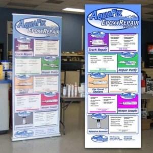 Bannerstand-AquaFix