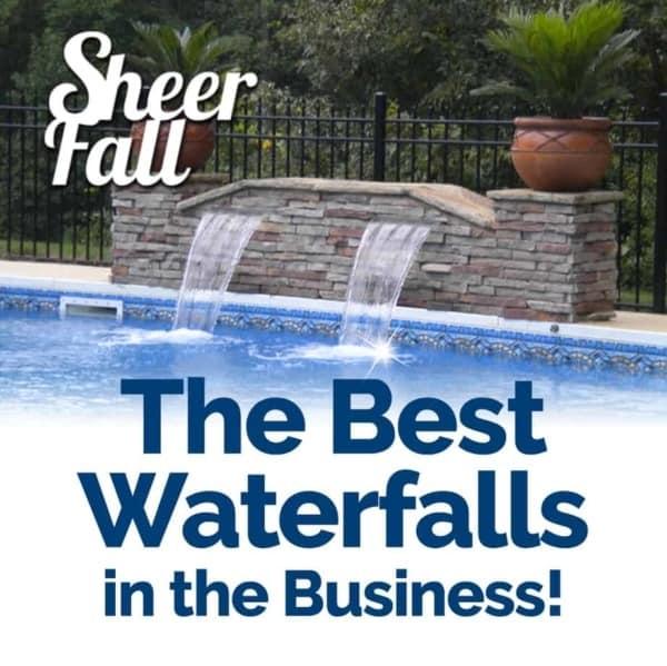 Ad-Sheer Water Designs - Best Waterfalls