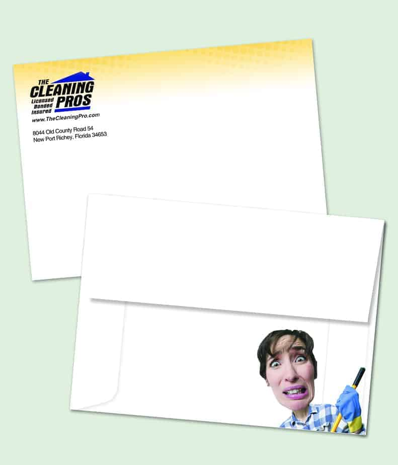 Envelope-The Cleaning Pros