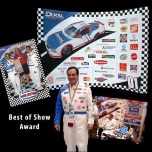 Exhibit-Dukal-Daytona-Race-Car