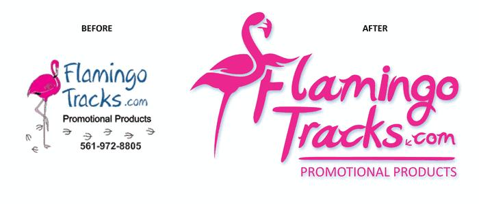 LogoRedesign-Flamingo-Tracks