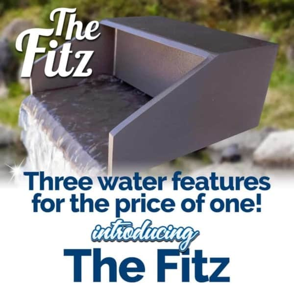 Ad-Sheer Water Designs - The-Fitz
