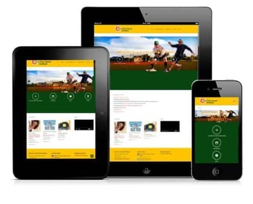 Website-Design-Sun City Center Softball League