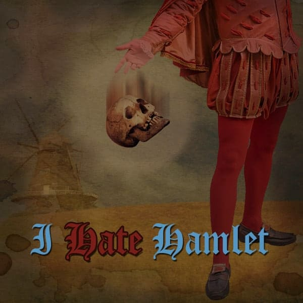 Poster - I-hate-hamlet