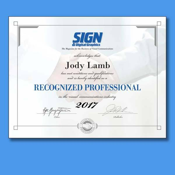 Award-Recognized-Professional_Sign-Digital-Graphics