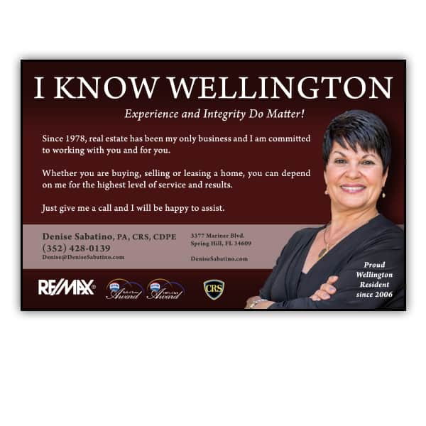 Denise-Sabatino-Realtor I Know Wellington