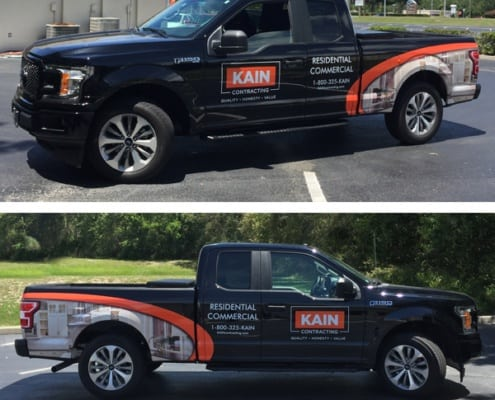 Vehicle-Graphics-Kain-Contracting-F150