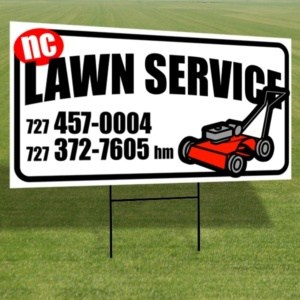 Sign-NC-Lawn-Service