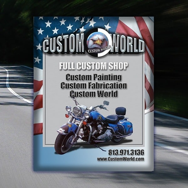 Flyer-Custom-World
