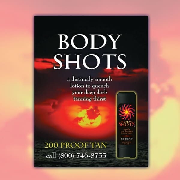 Flyer-OL-Products-Body-Shots-Tan-Lotion