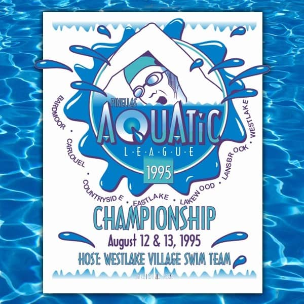Flyer-Pinellas-Aquatics-League