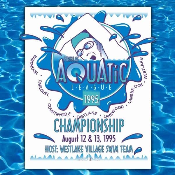 Flyer-Pinellas-Aquatics-League