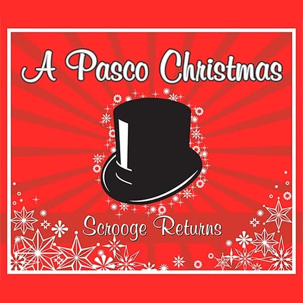 Poster-Richey-Suncoast-Theatre-2007-Pasco-Christmas-Scrooge-Returns