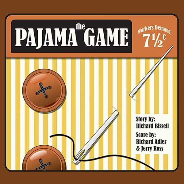 Poster-Richey-Suncoast-Theatre-2008-The-Pajama-Game