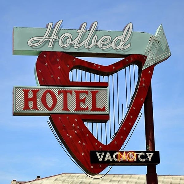 Poster-Richey-Suncoast-Theatre-2012-Hotbed-Hotel