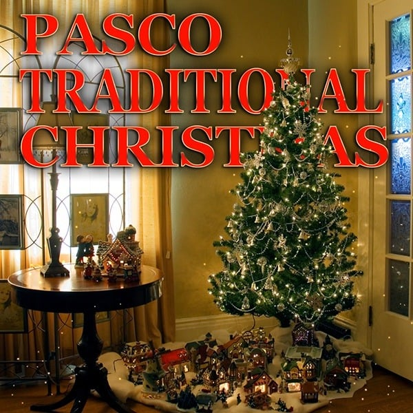 Poster-Richey-Suncoast-Theatre-2012-Pasco-Traditional-Christmas