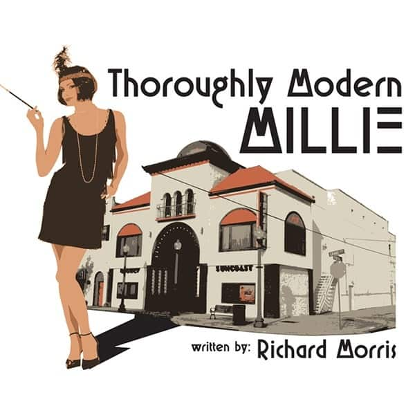 Poster-Richey-Suncoast-Theatre-2012-Thoroughly-Modern-Millie