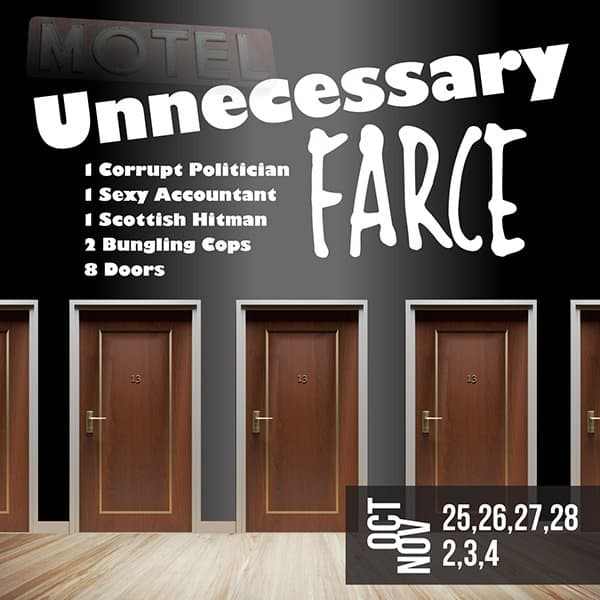 Poster-Richey-Suncoast-Theatre-2018-Unnecessary-Farce