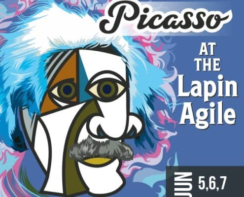 Poster-Richey-Suncoast-Theatre-2019-Second-Take-Picasso-at-the-Lapin-Agile