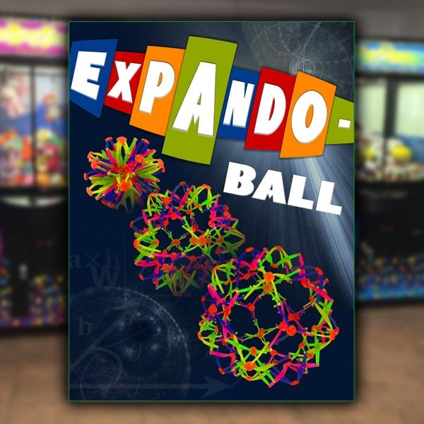 Point-of-Purchase-SAW-Expando-Ball