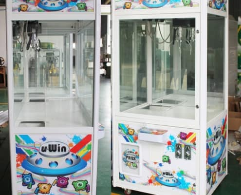Point-of-Purchase-SAW-U-Win-Arcade-Game