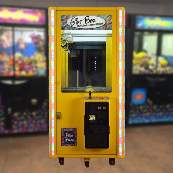 Point-of-Purchase-Sega-Amusement-Works-Gift-Box-Crane-Game