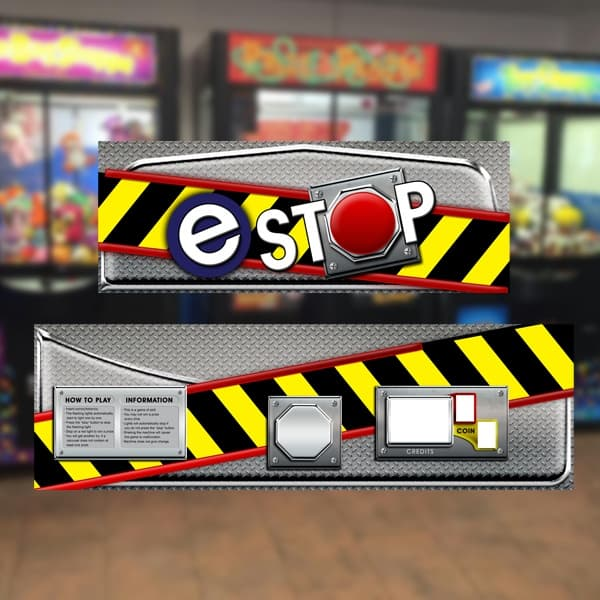 Point-of-Purchase-SAW-eStop-Video-Game-Console