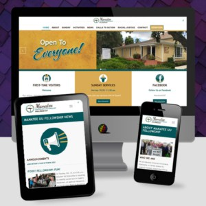 Website-Design-Manatee-Unitarian-Universalist-Fellowship